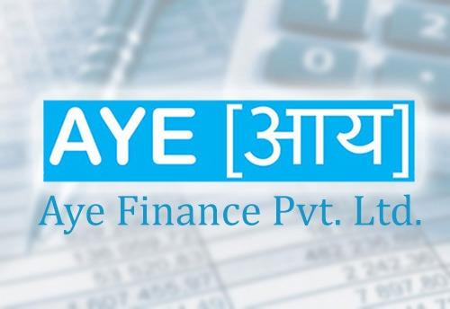 グルーグラムを拠点とする新興企業Aye FinanceがシリーズEで2700万米ドルを調達