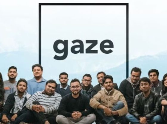 Team of Gaze