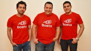 Bosta founders