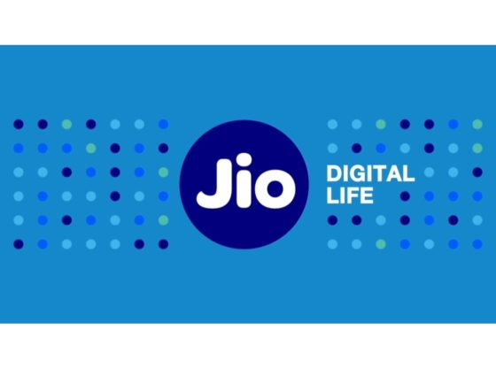 Reliance JIO Platforms logo