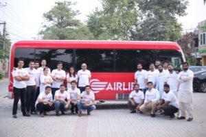 Airlift team