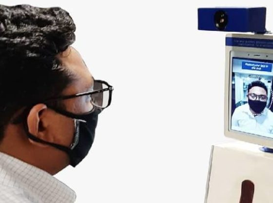 India based health-tech startup Arvi launches contactless thermal scanning kiosks