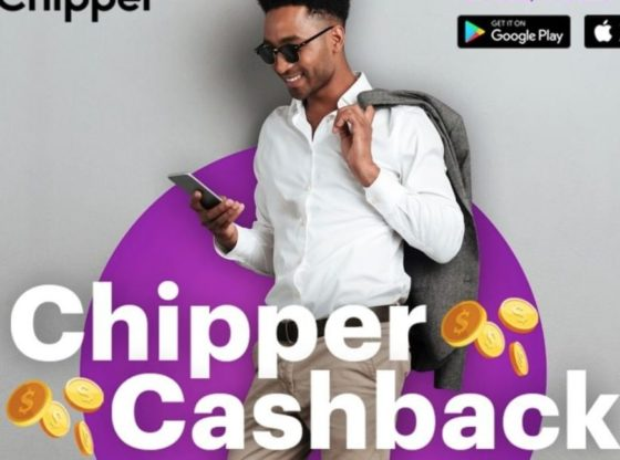 africa's fintech start-up: Chipper Cashback