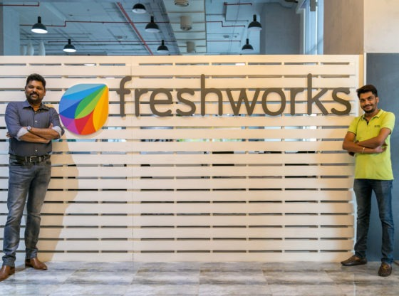 Founders of Freshworks