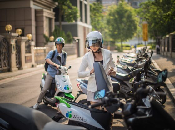 Taiwanese scooter-sharing startup WeMo secures series A funding