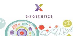 3x4 Genetics's logo