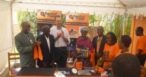 greentech startup company clean energy kenya barefoot power