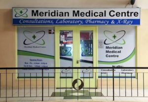 meridian medical centre