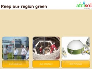 Afrisol Energy greentech startup company