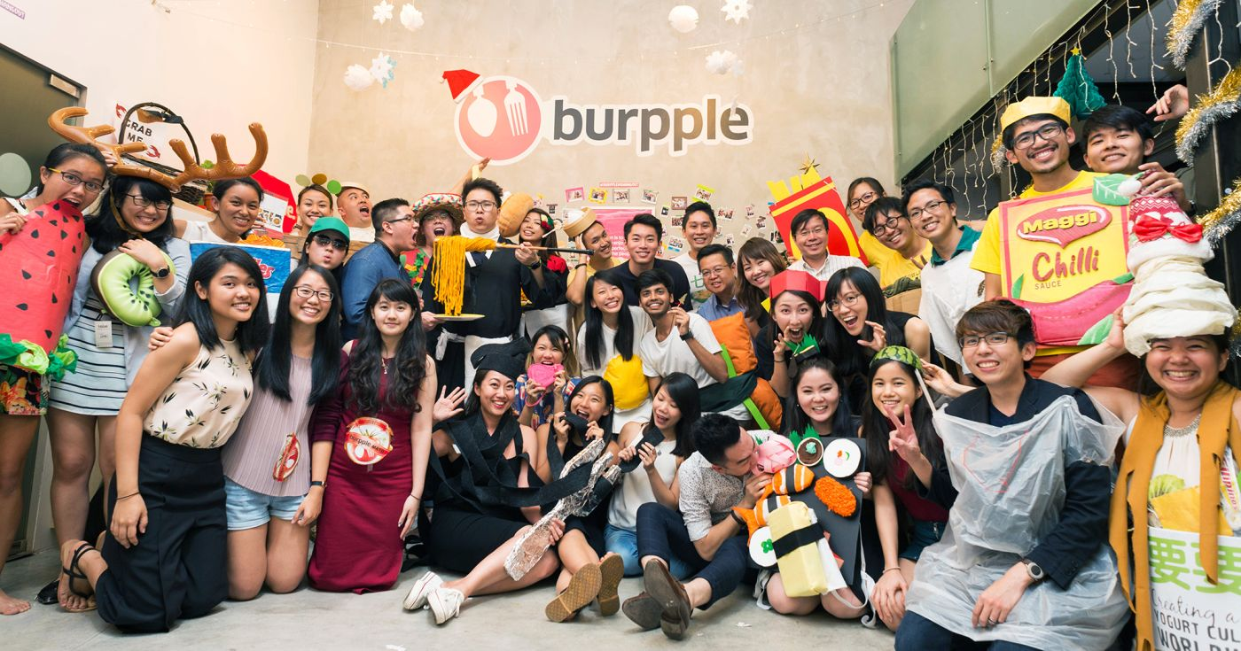 Burpple team
