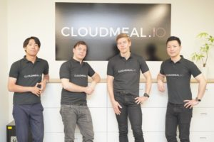 Cloudmeal.io Founders