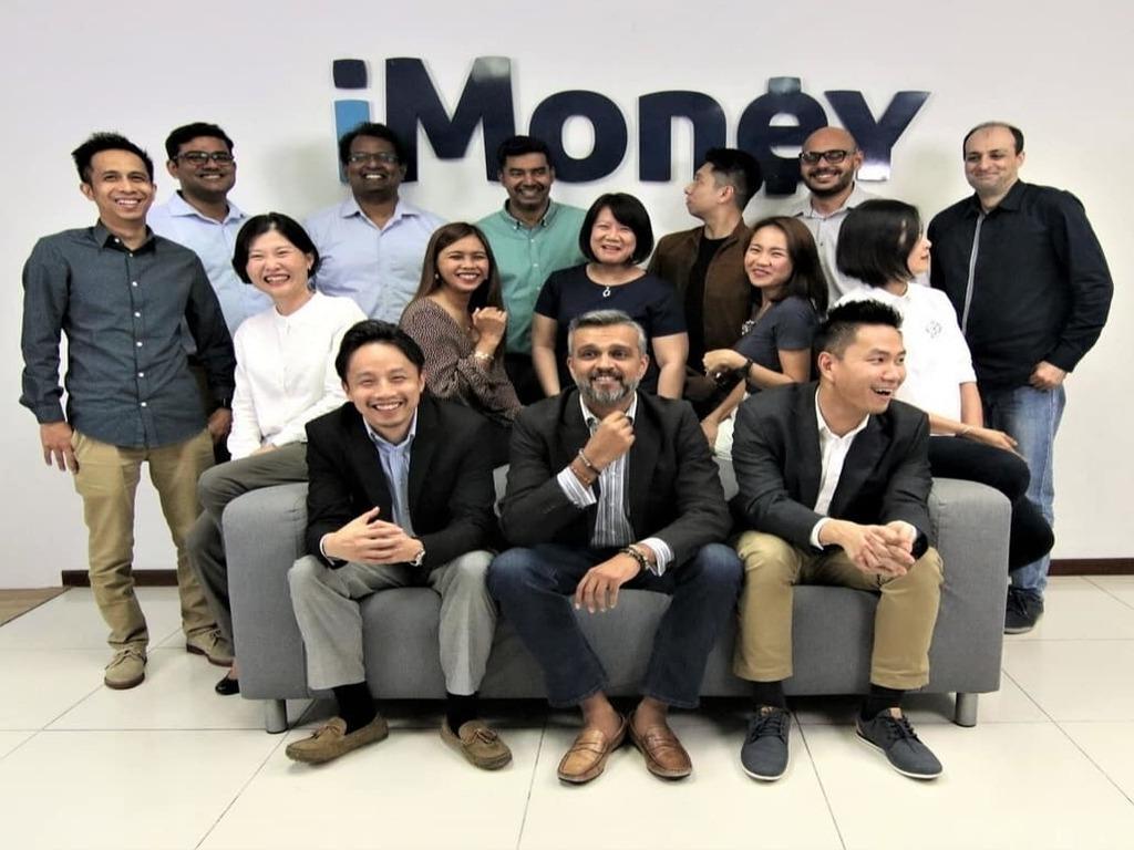 iMoney team