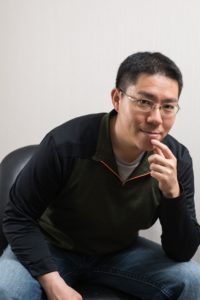Sega Cheng, co-founder of iKala