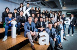 iKala's team