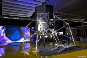 ispace's mission on moon