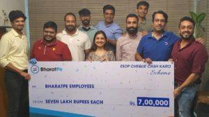 BharatPe team
