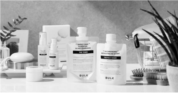 Bulk Homme - Product Range