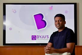 Byju's founder