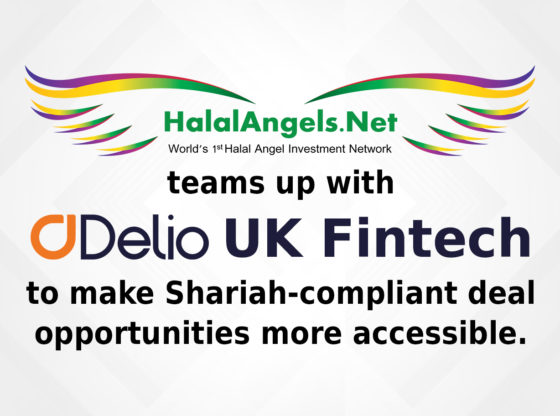 Halal Angels Network Teams up with Delio
