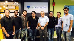 Unacademy's team