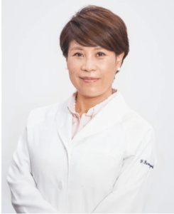 Yoko Yamaguchi - Nanoegg Ceo, Founder and Reasearch Head