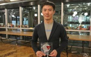 Arcterus CEOの新井剛一郎氏が2017年のGESAwardを受賞