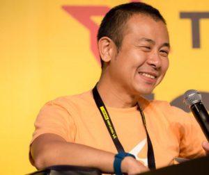 Tech in Asia東京のイベントに登壇した佐々木大輔CEO