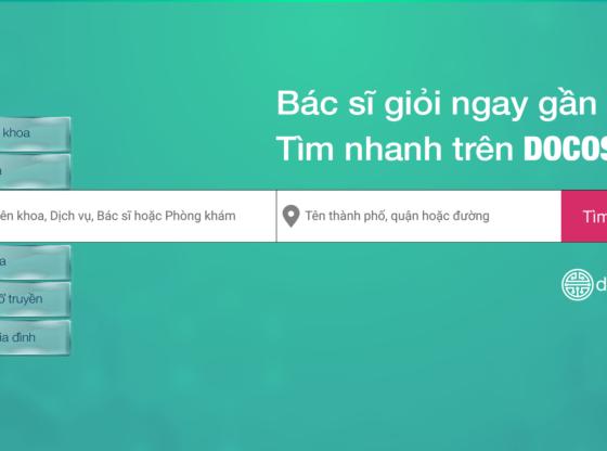 Docosan- Health Tech startup in Vietnam