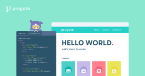 Progate Platform